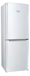 Холодильник с морозильником Hotpoint-Ariston HBM 1161.2 белый