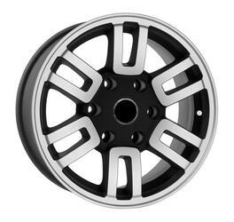 Автомобильный диск литой LegeArtis MZ37 7x16 6/139,7 ET 10 DIA 93,1 MBF