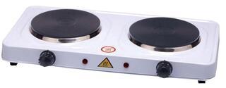 Плитка электрическая Бриз ЕР-22 белый