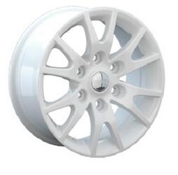 Автомобильный диск литой Replay Mi38 7,5x17 6/139,7 ET 38 DIA 67,1 White