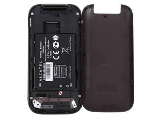 Сотовый телефон Alcatel One Touch 1035D коричневый