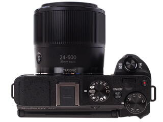 Компактная камера Canon PowerShot G3X черный