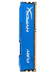 Оперативная память Kingston HyperX FURY Blue Series [HX316C10F/8] 8 ГБ