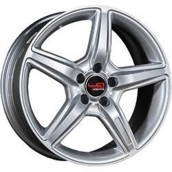 Автомобильный диск Литой LegeArtis MB65 8,5x18 5/112 ET 43 DIA 66,6 Sil