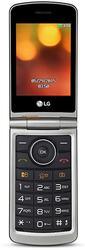 Сотовый телефон LG G360 серебристый
