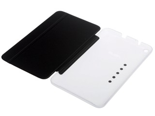 Чехол-книжка для планшета ASUS MeMO Pad 8 ME181C серебристый