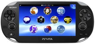 Портативная игровая консоль PlayStation Vita