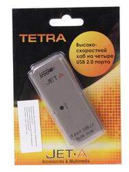 USB-разветвитель Jet.A Tetra [JA-UH7]
