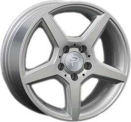 Автомобильный диск Литой Replay MR46 8x17 5/112 ET 48 DIA 66,6 Sil