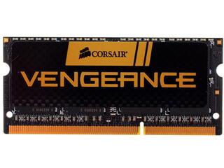 Оперативная память SODIMM Corsair Vengeance [CMSX8GX3M1A1600C10] 8 Гб