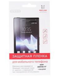 "5""  Пленка защитная для смартфона Dexp Ixion ML2 5"