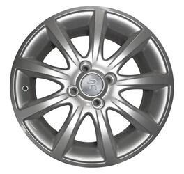 Автомобильный диск литой Replay PG49 6,5x16 4/108 ET 32 DIA 65,1 Sil