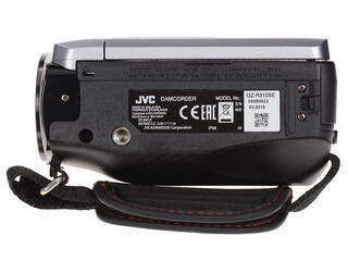 Видеокамера JVC GZ-R310 серебристый