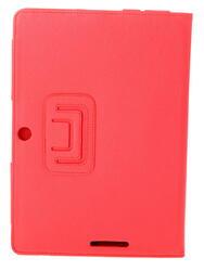 Чехол-книжка для планшета ASUS MeMO Pad Smart ME301, ASUS MeMO Pad Smart ME302, ASUS Transformer Pad TF300 красный