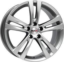 Автомобильный диск Литой MAK Zenith 8x18 5/120 ET 20 DIA 74,1 Hyper Silver
