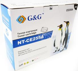 Картридж лазерный G&G NT-CE255A