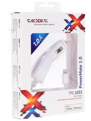Автомобильное зарядное устройство TeXet MFI TPC-1033