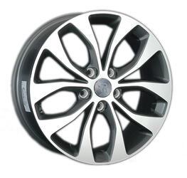 Автомобильный диск литой Replay KI110 6,5x17 5/114,3 ET 35 DIA 67,1 GMF