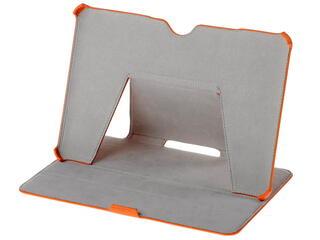 Чехол-книжка для планшета Samsung Galaxy Tab 2 оранжевый