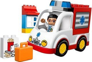 Конструктор LEGO DUPLO Скорая помощ