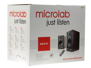 Колонки Microlab SOLO 5C