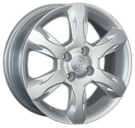 Автомобильный диск литой Replay HND131 6x15 4/100 ET 48 DIA 54,1 Sil