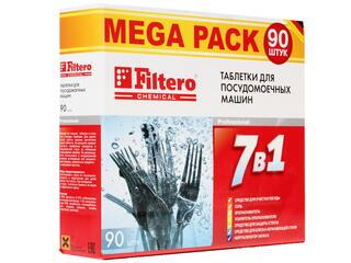 Таблетки для посудомоечных машин Filtero 703