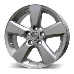 Автомобильный диск Литой Replay LX2 7x18 5/114,3 ET 35 DIA 60,1 Sil
