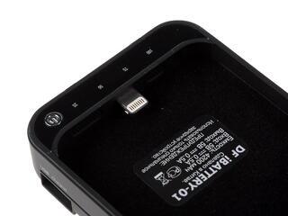 Чехол-батарея iBattery-01 черный