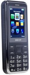 Сотовый телефон DEXP Larus M5 черный