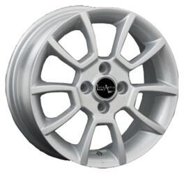 Автомобильный диск Литой LegeArtis GL1 6x15 4/100 ET 43 DIA 54,1 Sil