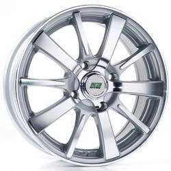 Автомобильный диск литой Nitro Y3120 6x15 5/100 ET 40 DIA 57,1 SFP