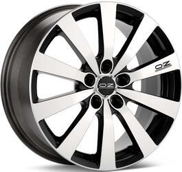 Автомобильный диск Литой OZ Racing Michelangelo 8x18 5/114,3 ET 45 DIA 75 Diamantata