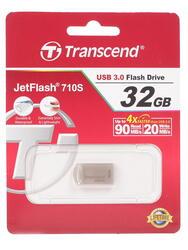 Память USB Flash Transcend JetFlash 710 32 Гб