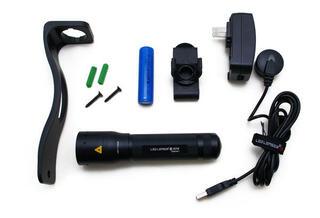 Фонарь LED Lenser M7RX