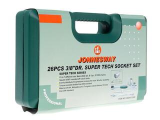Набор торцевых головок Jonnesway S68H3126S