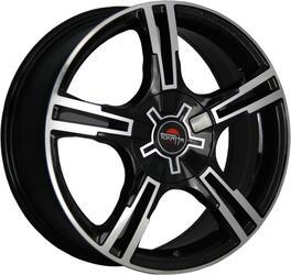Автомобильный диск Литой Yokatta MODEL-8 8x18 5/114,3 ET 35 DIA 60,1 BKF