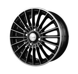 Автомобильный диск литой Скад Веритас 6x15 5/100 ET 35 DIA 72,6 Алмаз