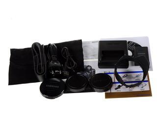 Камера со сменной оптикой Samsung NX20 Kit 18-55mm