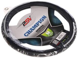 Оплетка на руль PSV CHAMPION черный