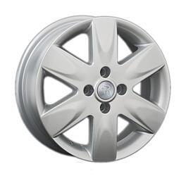 Автомобильный диск Литой Replay RN29 5,5x15 4/100 ET 45 DIA 60,1 Sil
