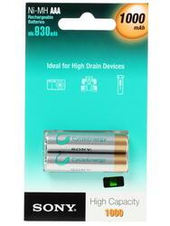 Аккумулятор Sony HR03-2BL 1000 мАч
