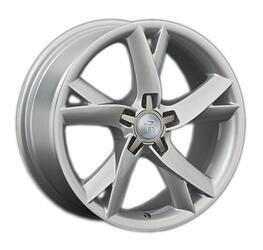 Автомобильный диск литой Replay A33 8x18 5/112 ET 26 DIA 66,6 Sil