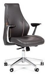 Кресло офисное CHAIRMAN JAZZZ M серый