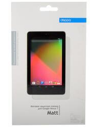Пленка защитная для планшета Google Nexus 7