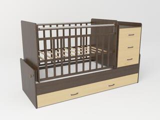 Кроватка-трансформер СКВ-5 534038-5
