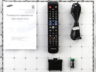 """55"""" (139 см)  LED-телевизор Samsung UE55JU6400 черный"""