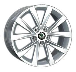 Автомобильный диск литой Replay SK37 7,5x17 5/112 ET 49 DIA 57,1 Sil