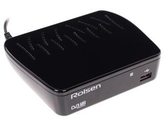 Приставка для цифрового ТВ Rolsen RDB-514A