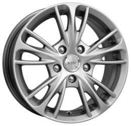 Автомобильный диск Литой K&K Мулен Руж 6,5x15 4/100 ET 35 DIA 67,1 Блэк платинум